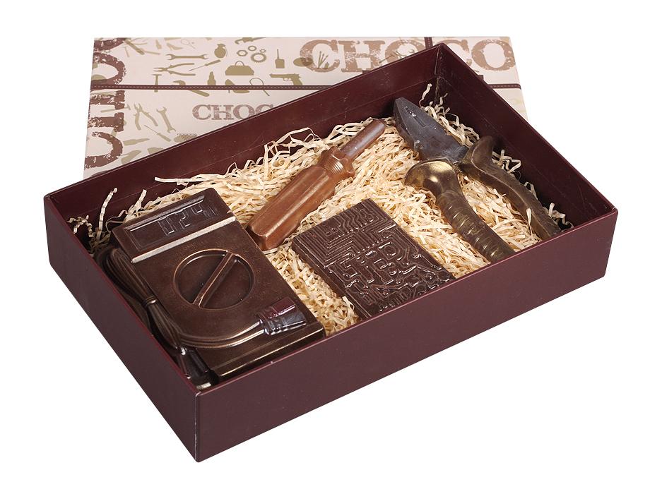 Шоколадный набор подарок мужчине 29
